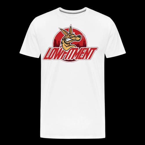 LF MASCOTTECOLOURLFroffaS - Mannen Premium T-shirt