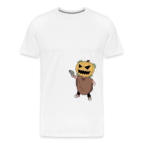 halloweenyotsubato png - Maglietta Premium da uomo