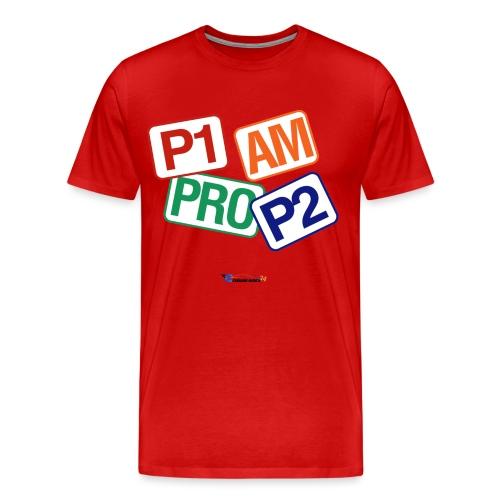 T-Shirt Premium Hommes Catégories - T-shirt Premium Homme