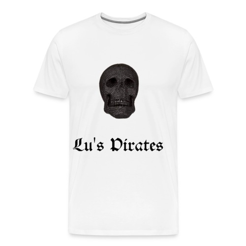 Totenkopf Logo - Männer Premium T-Shirt