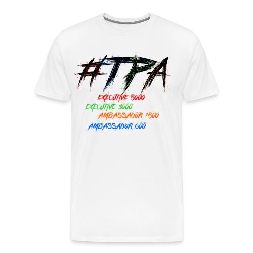 Test Logo - Männer Premium T-Shirt