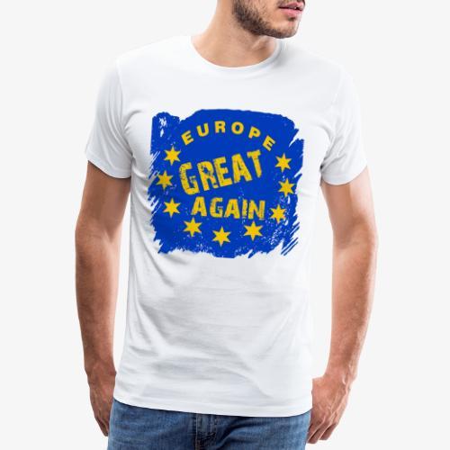 Europe Great again - Männer Premium T-Shirt