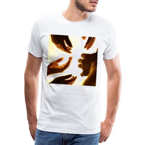 Reaching - Männer Premium T-Shirt