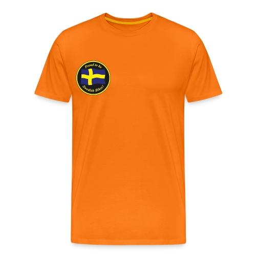 proud png - Premium-T-shirt herr