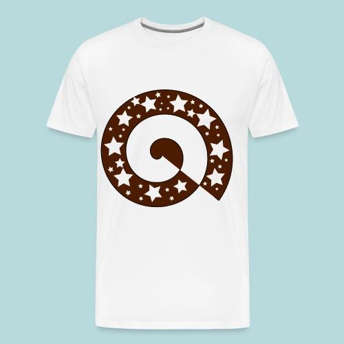 Schnecke B01 - Männer Premium T-Shirt