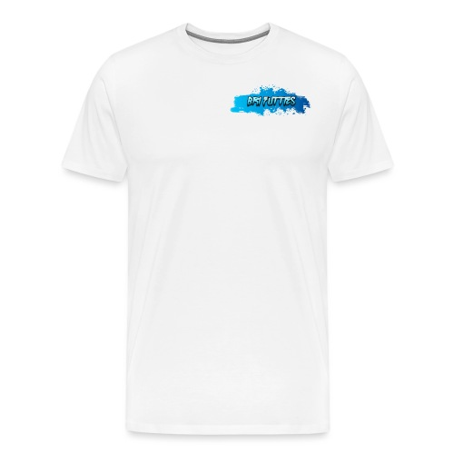 Bri Futties paint design - Men's Premium T-Shirt