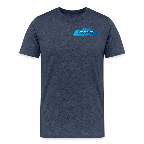 Bri Futties paint design - Men's Premium T-Shirt