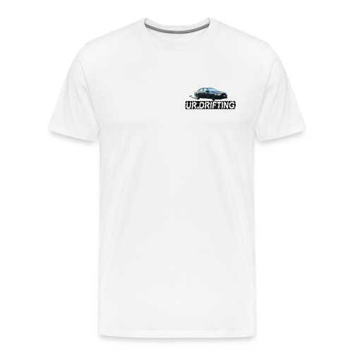 UR DRIFTING LOGO - Premium T-skjorte for menn