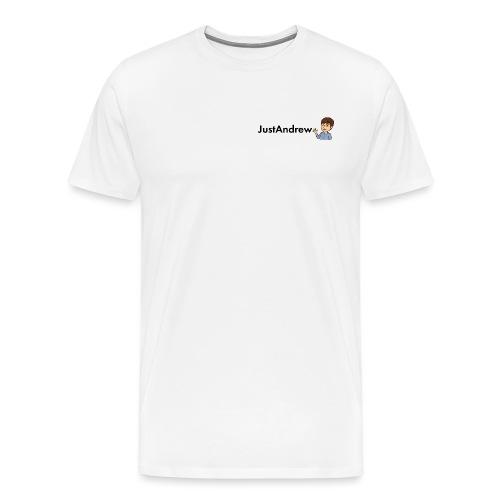 Classic JustAndrew - Men's Premium T-Shirt