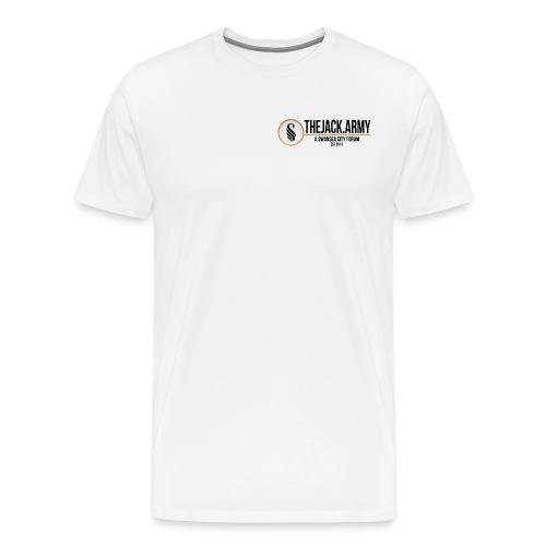TJA Black - Men's Premium T-Shirt
