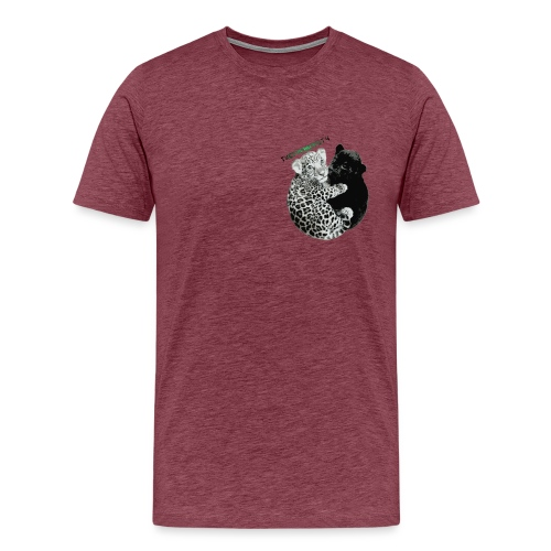 panther jaguar Limited edition - Herre premium T-shirt