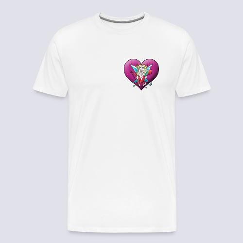 Amor - Männer Premium T-Shirt