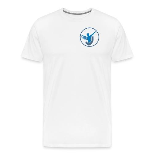 Everywhere Fitness (Color Logo) - Männer Premium T-Shirt