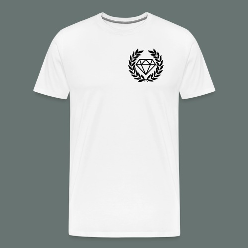 Black diamond Logo - Men's Premium T-Shirt