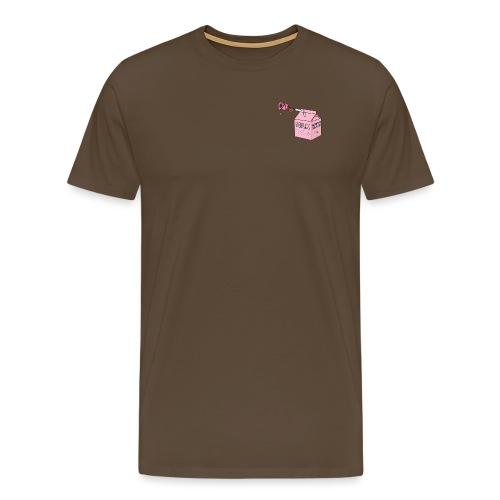 yard milk - Mannen Premium T-shirt