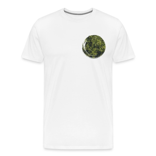 OTENTIK Cocotier coeur - T-shirt Premium Homme