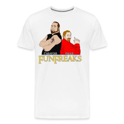 FunFreaks Shirt Motiv png - Männer Premium T-Shirt