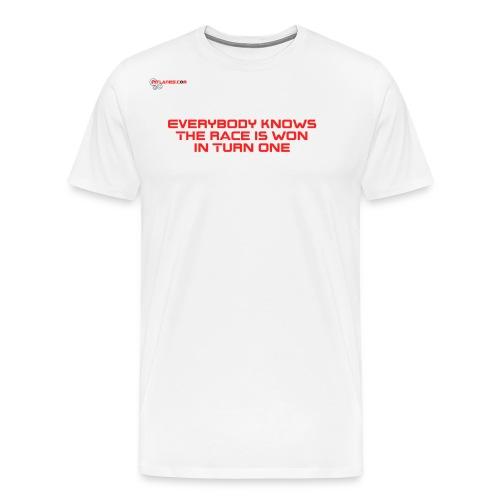 turn-one - Men's Premium T-Shirt