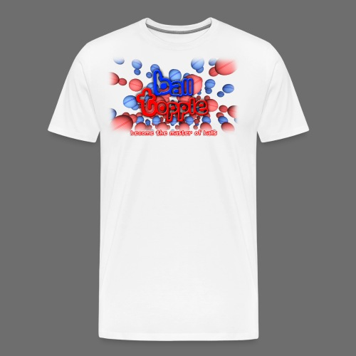 manyballs PNG - Men's Premium T-Shirt