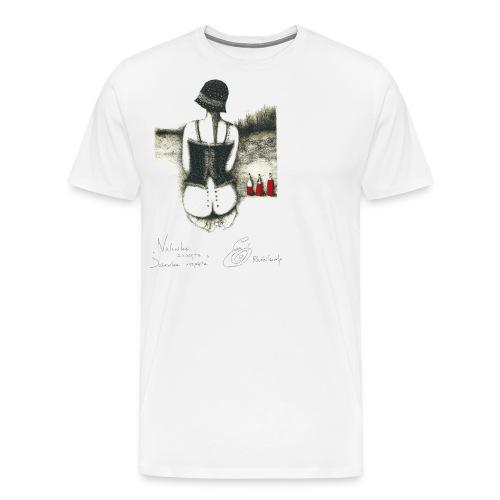 Nalewka Elżbieta Radzikowska - Koszulka męska Premium