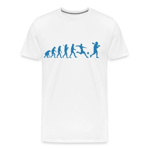 evolution lacrosse - Männer Premium T-Shirt