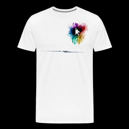 Mood Nerds v.40 - Männer Premium T-Shirt