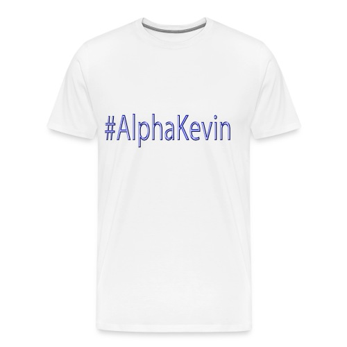 #AlphaKevin - Männer Premium T-Shirt