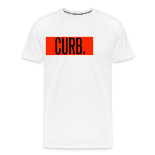 CURB red - Männer Premium T-Shirt
