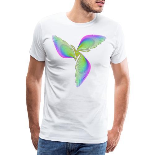Paradiesvogel Ikarus 3318grbw - Männer Premium T-Shirt