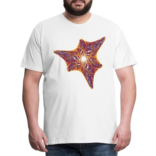 Starfish Ammonite Urtier 12000I - Men's Premium T-Shirt
