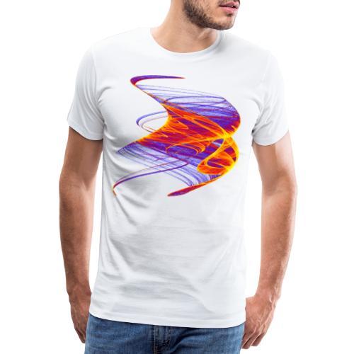 Firestorm Fire Roller Flame Sea Fire Column 12771 - Men's Premium T-Shirt