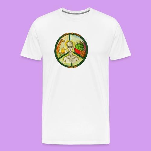 Katt Willow - Men's Premium T-Shirt