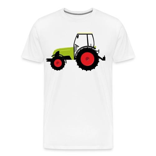 Trekker - Mannen Premium T-shirt