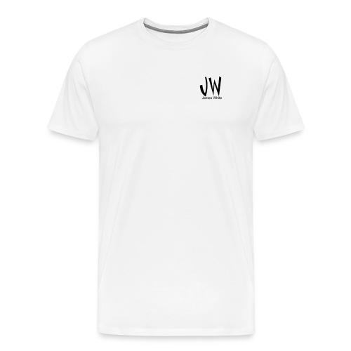 JW - James White - Men's Premium T-Shirt