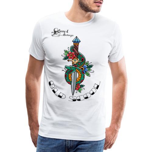 Old scool Tattoo1 - Maglietta Premium da uomo