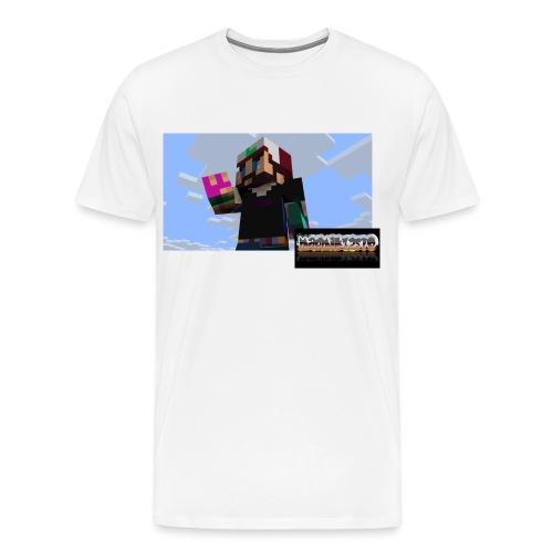 bannerart - Men's Premium T-Shirt