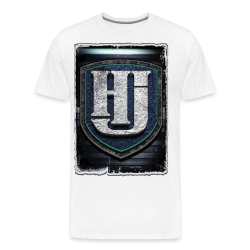 38 - T-shirt Premium Homme