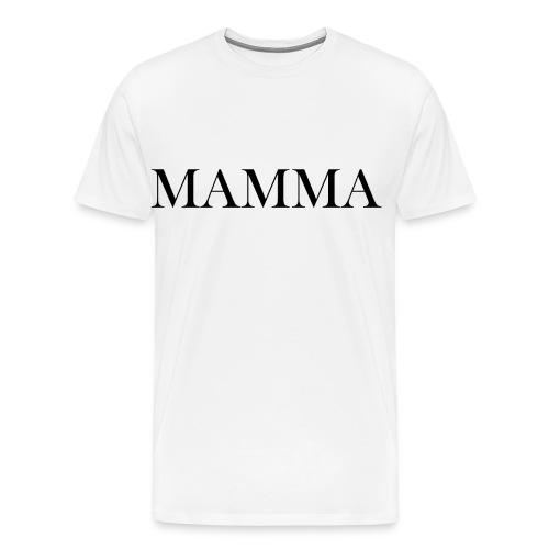 Mamma - Premium T-skjorte for menn