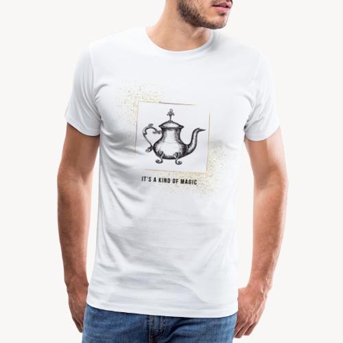Il genio della lampada - Maglietta Premium da uomo