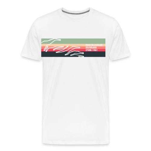 PALETTE - Maglietta Premium da uomo