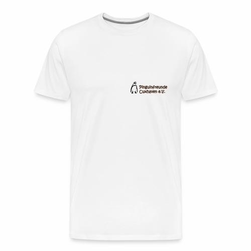 Logo_Transparent_gross - Männer Premium T-Shirt