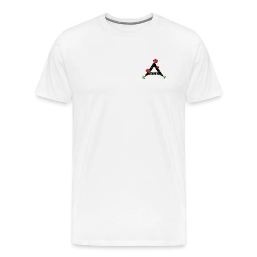Ace flower - Mannen Premium T-shirt
