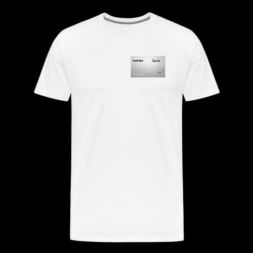 Raahauge Merch - Herre premium T-shirt