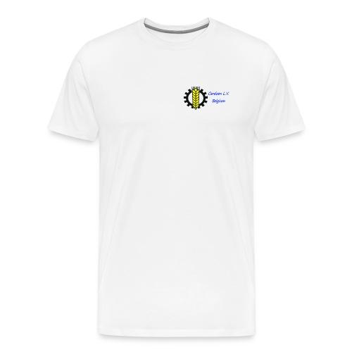 adStrip png - Mannen Premium T-shirt