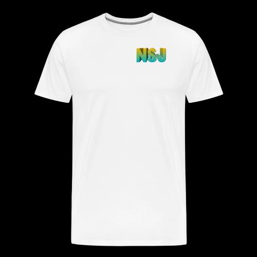 NSJ - Männer Premium T-Shirt