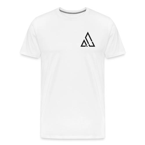 AmrishForTheWin - Mannen Premium T-shirt
