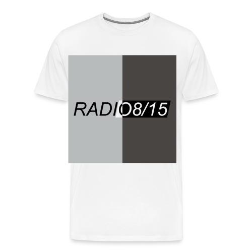 Radio0815 Tasse - Männer Premium T-Shirt