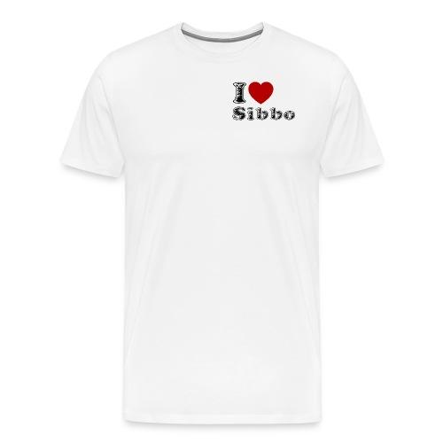 Sibbo shoppingväska - Men's Premium T-Shirt