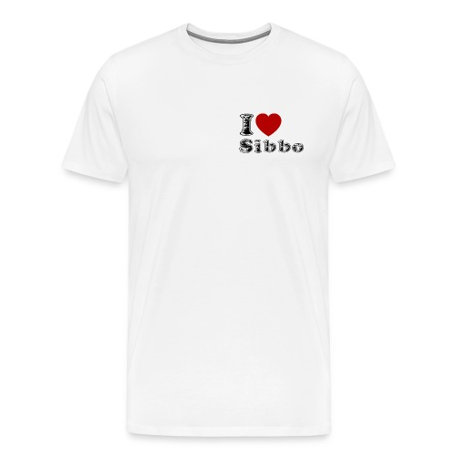 Sibbo shoppingväska - Men's Premium T-Shirt