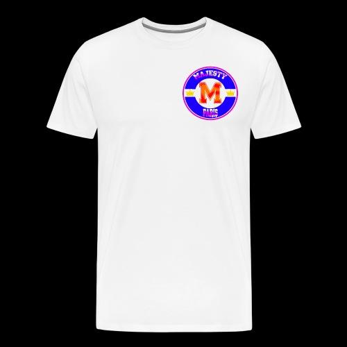 Majesty logo - T-shirt Premium Homme